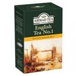 Чай черный Ahmad Английский №1, 100г, листовой (prpt.08990)