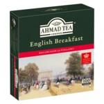 Чай черный Ahmad Английский к завтраку, 100х2г, в пакетиках (prpt.06002)