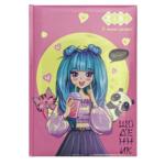 Дневник школьный Zibi Kids Line Fairy, B5, 48л, тверд. обл. (ZB.13813)