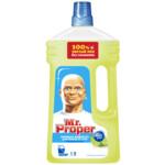 Средство для мытья пола и стен Mr.Proper Бодрящий лайм и мята, 1 л (s.44816)