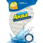 Губка банная Фрекен Бок Аква с массажной поверхностью (4823071630763)