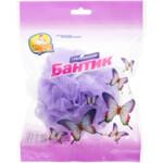 Губка банная Фрекен Бок Бантик фиолетовая (4823071630848)
