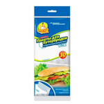 Пакеты для бутербродов Фрекен Бок жиронепроницаемые 30 шт (4820048481236)
