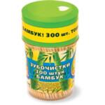 Зубочистки Фрекен Бок бамбуковые 300 шт (4820048483384)