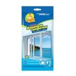 Салфетки влажные Фрекен Бок для стекла и зеркал с клапаном 40 шт (4823071628777)