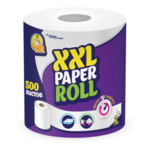 Бумажные полотенца Фрекен Бок XXL кухонные двухслойные с центральным извлечением 500 отрывов (4823071629484)