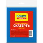 Скатерть Бонус полиэтиленовая 110х140 см Микс (4823071614404)