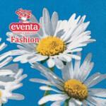 Салфетки столовые Eventa Fashion трехслойные Цветы Ромашки на синем 33х33 см 20 шт (34196100_4037698999992)