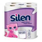 Бумажные полотенца Silen 2 слоя 85 отрывов 4 рулона (8690530591547)