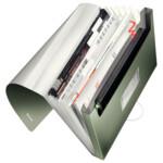 Папка с отделениями Leitz Style 250 листов зеленый (3957-00-53)