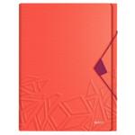 Папка с отделениями Leitz UrbanChic A4 красный (3997-00-24)