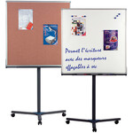 Флипчарт Nobo Dual Sided Mobile Easel 960 х 960 мм (1900877)