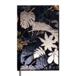 Ежедневник датированный 2021 Buromax Fancy А6 336 с. Черный (BM.2518-01)