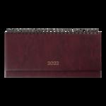 Планинг датировнный 2022 Buromax BASE бордовый (BM.2599-13)