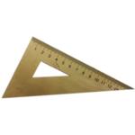 Угольник деревяный Мицар 15 см, 60х90х30 градусов (103020)