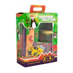 Набор подарочный ZiBi для детского творчества 13 предметов Новогодний подарок (ZB.9921)
