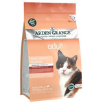 Сухой корм для кошек Arden Grange Adult Cat Fresh Salmon & Potato 8 кг