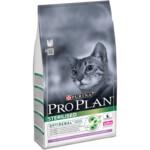 Сухой корм для кошек Purina Pro Plan Sterilised Rabbit 1,5 кг