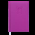 Ежедневник датированный Buromax Memphis, А6, малиновый (BM.2543-29)