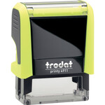 Оснаска для штампа Trodat Neon 4911 желтая (4911 NEON жов)