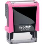 Оснаска для штампа Trodat Neon 4911 розовая (4911 NEON роз)