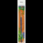 Кисть ZiBi Smart Line круглая из щетины №2 (ZB.6944BR-2b)