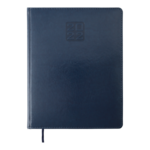 Еженедельник датированный 2022 Buromax BRAVO A4 синий L2U 136 с (BM.2780-02)