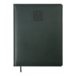 Еженедельник датированный 2022 Buromax BRAVO A4 зеленый L2U 136 с (BM.2780-04)