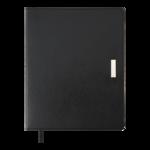 Еженедельник датированный 2022 Buromax SALERNO A4 черный L2U 136 с (BM.2781-01)