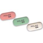 Набо из 3-х ластиков Milan 124,блистер (ml.124-3)