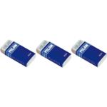 Комплект з 3-х ластиков Milan ml.4024, блистер (ml.4024-3)