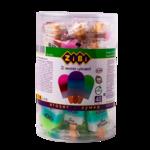 Ластик прямоугольный ZiBi Ice Cream 26х57х13мм Kids Line (ZB.5423)