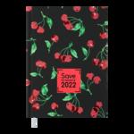 Ежедневник датированный 2022 Buromax SAVEА5 черный 336 с (BM.2167-01)