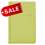 Блокнот 11х16,5 блок: чистий лист ANDRE, зеленый (692124)