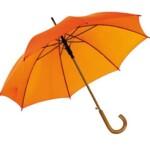 Зонт трость автомат Tango оранжевый ф103 см (56-0103134 orange)