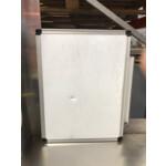 Маркерная доска UkrBoards 35х50 см, алюминиевая рама (UB35x50W(1) - уценка