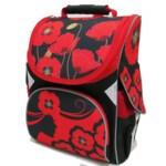 Рюкзак школьный каркасный Josef Otten Маки 34x26x14.5 см (1604JO)