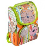Рюкзак школьный каркасный Josef Otten Котик 34x26x14.5 см (1606JO)