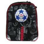Рюкзак школьный каркасный Футбол 36x30x16 см (14104)