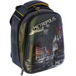 Рюкзак школьный каркасный Josef Otten Metropolis 39x29x16 см (1808-JO)