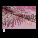 Еженедельник датированный 2022 Buromax ONLY карманный розовый 128 с (BM.2763-10)