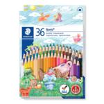 Карандаши цветные Noris (36шт/упак) (ST.144 ND36)