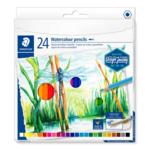 Карандаши цветные акварельные (24шт/упак) (ST.14610C M24)