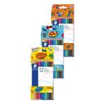 Карандаши цветные Comic (12шт/упак) (ST.175 COC12)