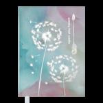 Ежедневник недатированный Buromax NOVEL А5 розовый 288 с (BM.2020-10)
