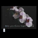Еженедельник датированный 2022 Buromax MAGIC карманный св-розовый 128 с (BM.2753-43)