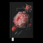 Еженедельник датированный 2022 Buromax MAGIC карманный красный 128 с (BM.2883-05)