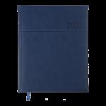 Еженедельник датированный 2022 Buromax ORION A4 синий 136 с (BM.2783-02)