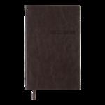 Еженедельник датированный 2022 Buromax IDEAL A5 коричневый 136 с (BM.2707-25)