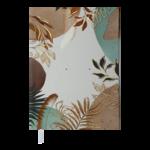 Ежедневник недатированный Buromax OASIS А5 фиолетовый 288 с (BM.2039-37)